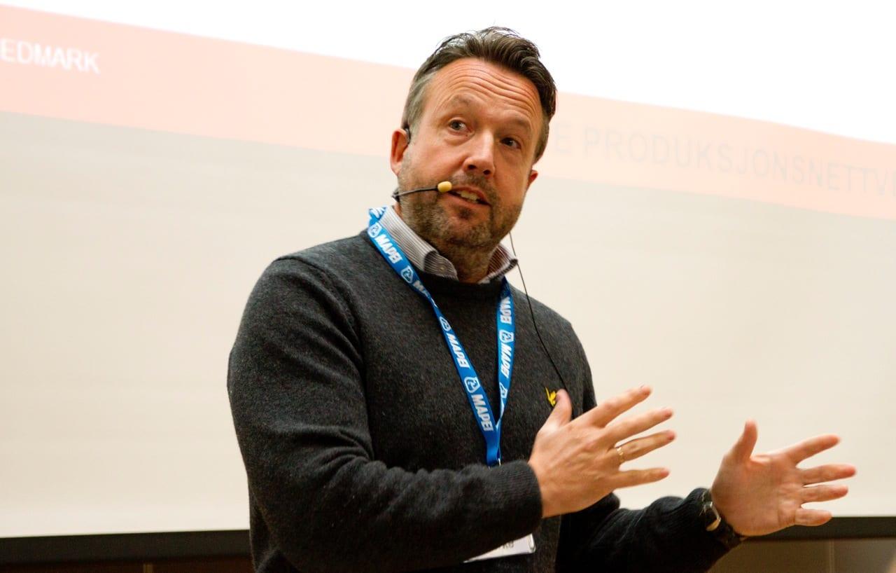 Atle Jensen fra SINTEF Raufoss Manufacturing ga gode eksempler på hvorfor industrien må være forberedt på endringene som kommer.