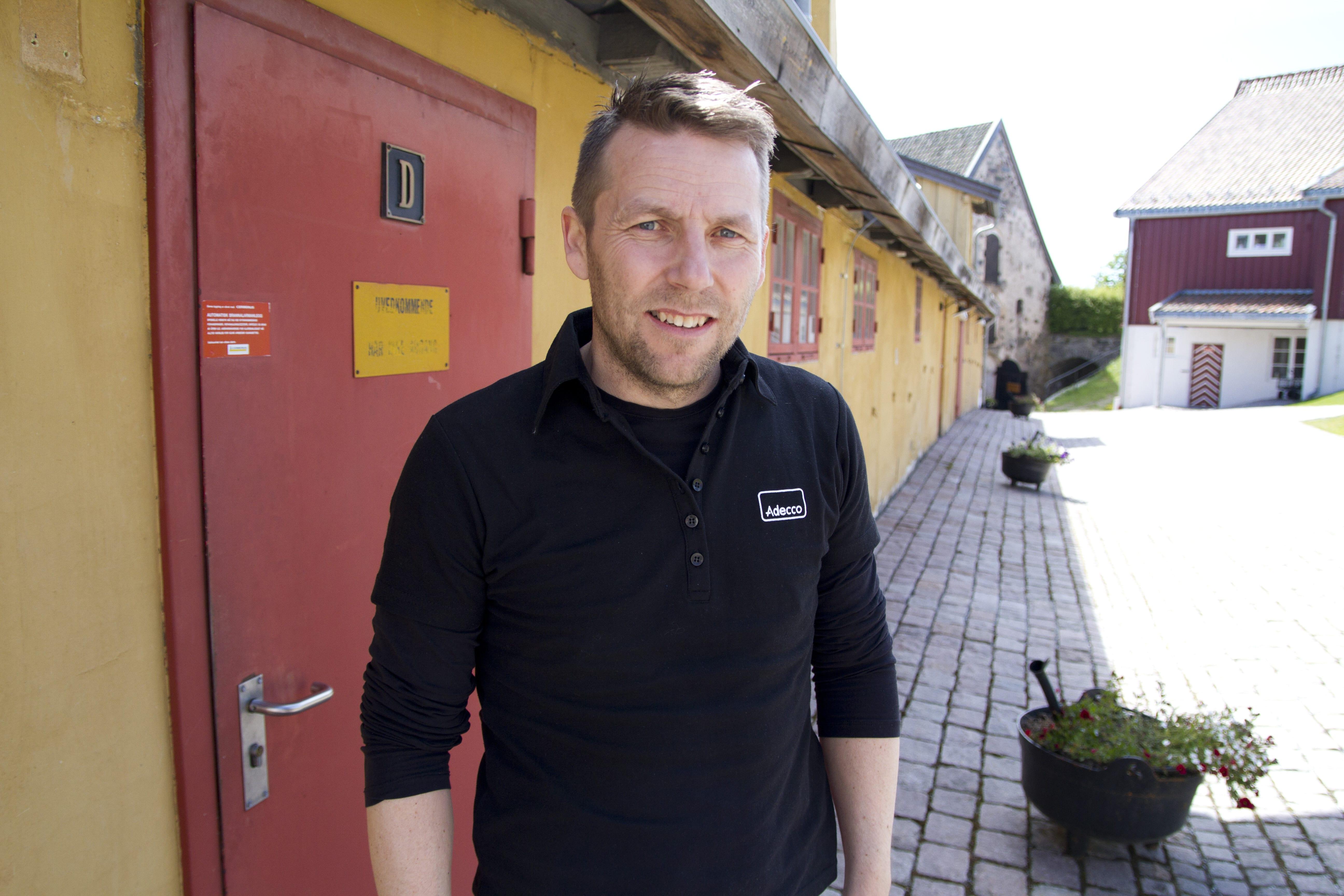 Morten Moe, Adecco